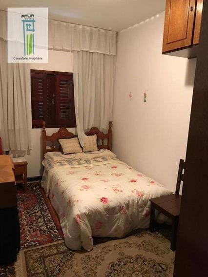 Sobrado Com 3 Dormitórios À Venda, 180 M² Por R$ 750.000 - Santana - São Paulo/sp - So0212