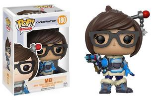 Funko Pop Games #180 Overwatch: Mei Dakentoys