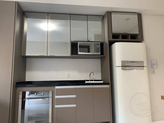 Apartamento Com 1 Dormitório Para Alugar, 50 M² Por R$ 1.800/mês - Tamboré - Santana De Parnaíba/sp - Ap0589