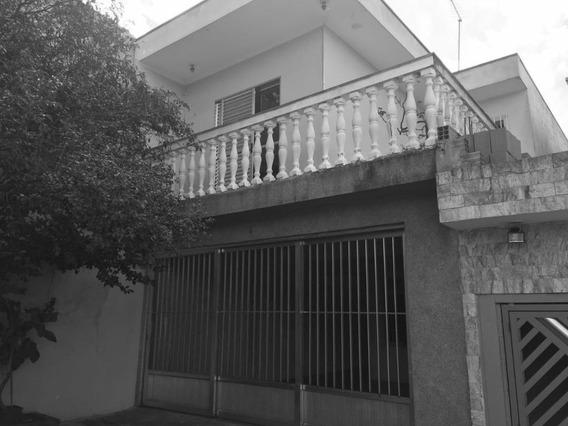 Casa Em Paulicéia, São Bernardo Do Campo/sp De 161m² 3 Quartos À Venda Por R$ 551.000,00 - Ca121421