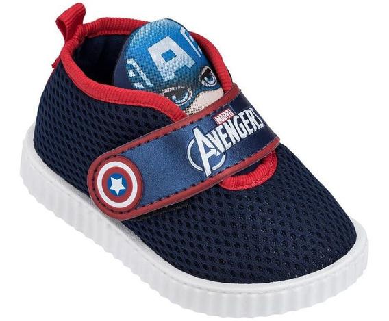 Tenis Infantil Grendene Promoção Avengers 21569