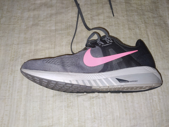 Zapatillas Nike Air Zoom Structure 21 Mujer - Talle Arg 40.5