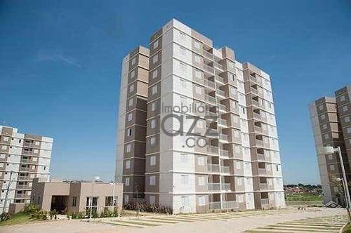 Apartamento Com 3 Dormitórios À Venda, 62 M² Por R$ 360.000 - Campinas/sp - Ap5101