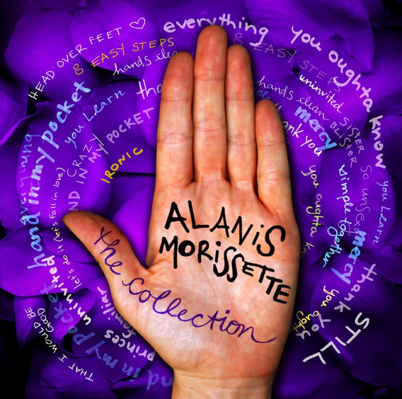 Cd : Alanis Morissette - The Collection (cd)