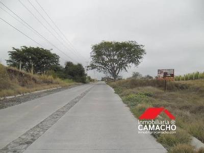 Terreno En Venta Terreno Campestre Residencial Valle Del Ruiseñor, Colima