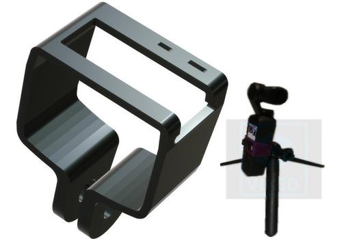 Adaptador Dji Osmo Pocket Com Mount Gopro  P/ Capacetes