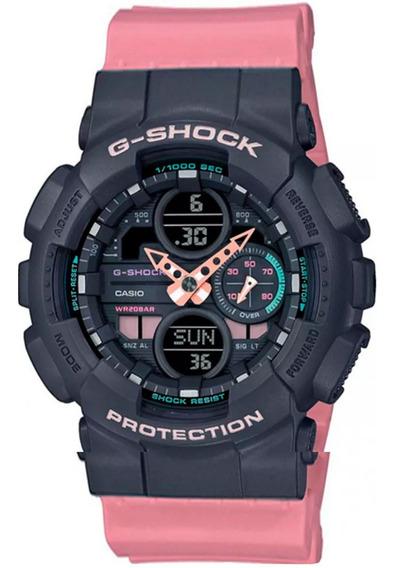 Relógio G-shock Gma-s140-4adr Original Garantia Nfe