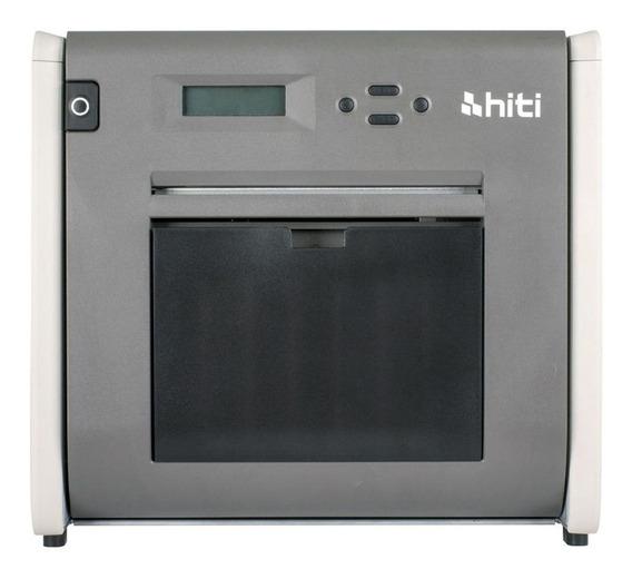 Impressora a cor fotográfica Hiti PhotoPrinter P525L com Wi-Fi 100V/240V cinza