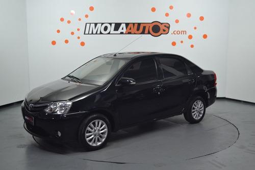 Toyota Etios 1.5 Xls 4p Mt 2015-imolaautos