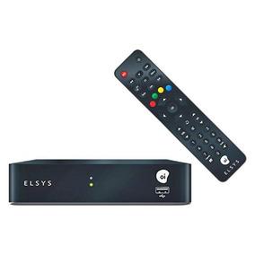 Receptor Oi Tv Livre Hd Etrs 37 + Habilitação Grátis
