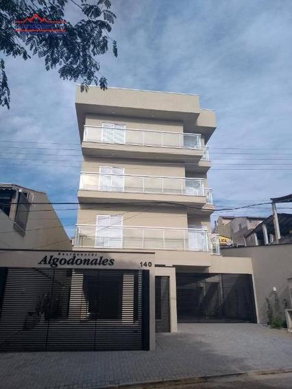 Apartamento Com 3 Dormitórios À Venda, 70 M² Por R$ 350.000 - Jardim Alvinópolis - Atibaia/sp - Ap0326