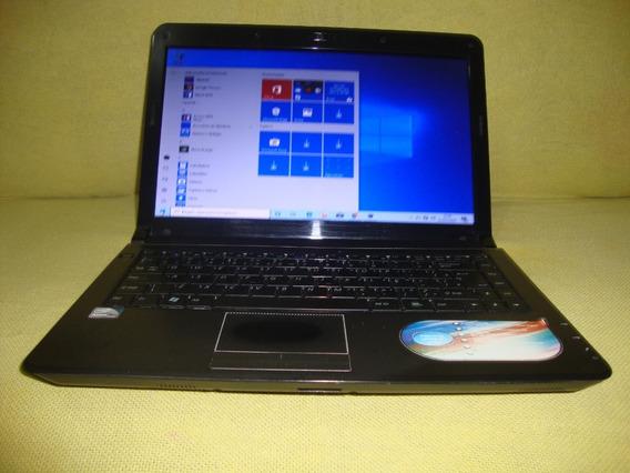 Notebook Positivo Unique N3100 Funcionando 2gb Ram-hd 320gb