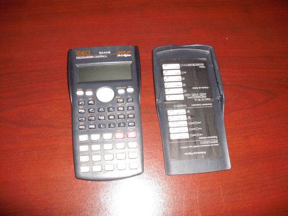 Calculadora Exa Cientifica Ex-a240 Muy Buena.