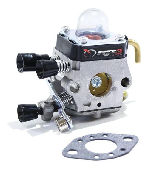 Carburador + Junta Roçadeira Fs55 Fs75 Fs80 Fs85 Fr85 Ka85
