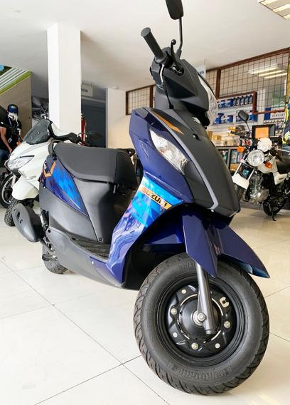 Scooter Suzuki Lets 2020 Nueva!!