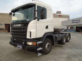 Scania G 440 6x4 Semi Automatica