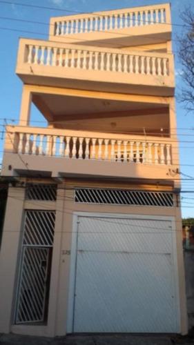 Sobrado Para Aluguel Por R$3.900,00/mês Com 300m², 4 Dormitórios, 1 Suite E 5 Vagas - Vila Carmosina, São Paulo / Sp - Bdi28287