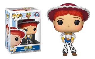 Funko Pop Toy Story 4 Jessie 526 Disney Figura Original Edu