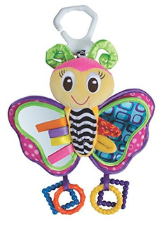 Playgro 0181201 Actividad Friend Blossom Butterfly Baby Toy