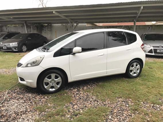 Honda Fit 1.4 Lx-l At 100cv 2010