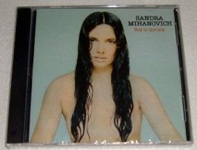Soy Lo Que Soy - Mihanovich Sandra (cd)