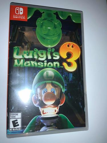 Imagen 1 de 1 de Luigis Mansion 3