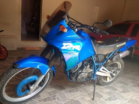 Suzuki Dr 650 Vendo Pecas Ano 93