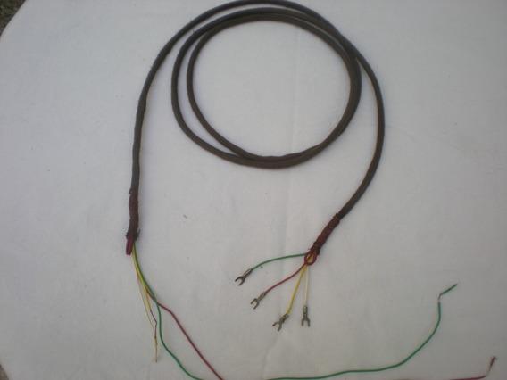 Telefonos Antiguos Cable Entelado