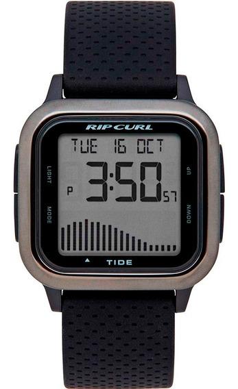 Relógio Rip Curl Masculino Next Tide A1137 36 *tábua De Maré