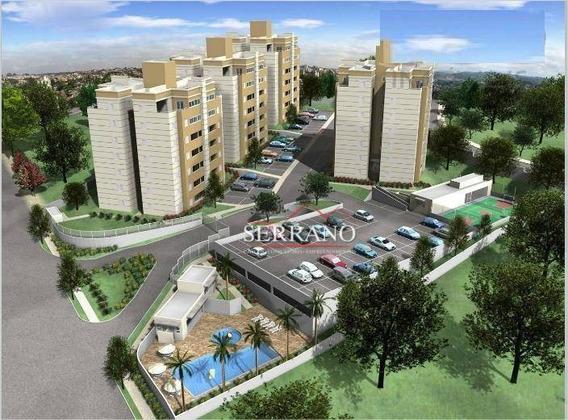 Apartamento Com 3 Dormitórios À Venda, 76 M² Por R$ 425.000,00 - Ortizes - Valinhos/sp - Ap0311