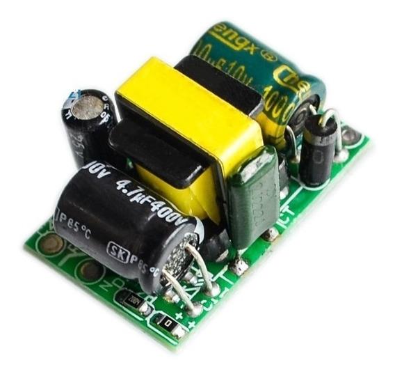 Mini Fonte Conversor Ac/dc 110/220v Ac 5,0v Dc 700ma 3,5w