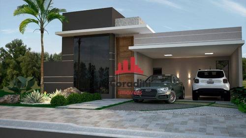 Imagem 1 de 20 de Casa Com 3 Dormitórios À Venda, 170 M² Por R$ 1.250.000,00 - Nova Odessa - Nova Odessa/sp - Ca1840