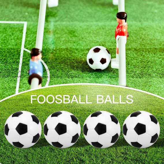 4 Pcs / 10 Pcs Mesa De Futebol Indoor Jogos 36mm Foosball