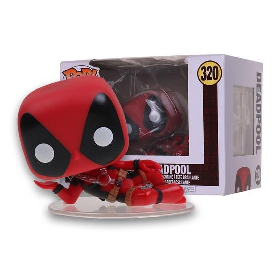Figura De Ação Funko Deadpool #320