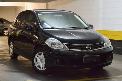 Nissan Tiida Sedan - Multimídia - Impecável - 2012