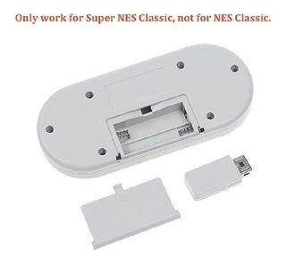Control 2.4g Nalámbrico Snes Classic Mini Edición