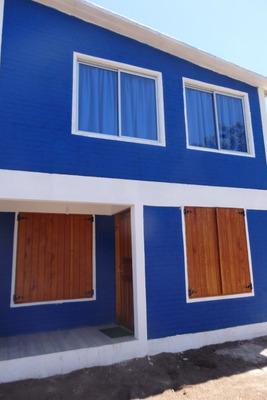 Casa De 3 Ambientes Para 5 Personas Unicas Nuevas.todo El Añ