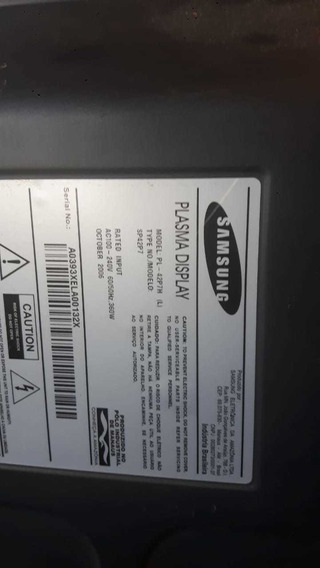 Display Tv Samsung Pl 42p7h