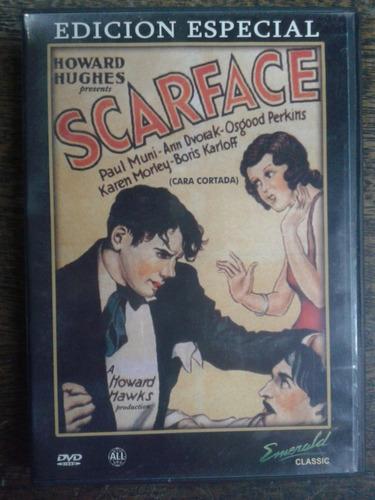 Scarface (1931) * Dvd Original