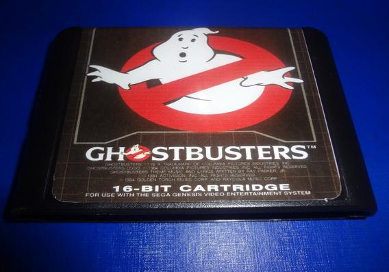 Ghostbusters Mega Drive (paralelo Novo)