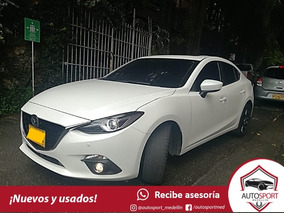 Mazda 3 Grand Touring - Perfectas Condiciones - Financiamos