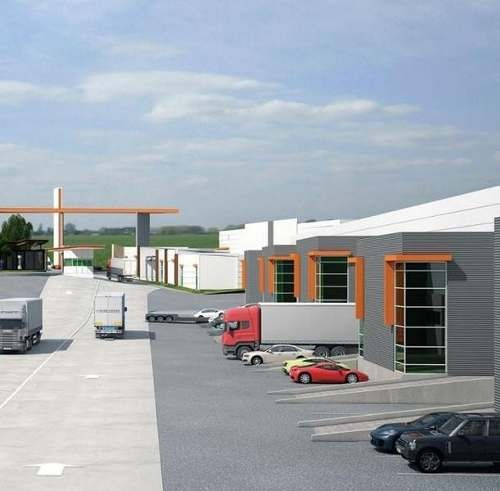 Bodega Renta Parque Industrial Advance Gdl #9-3 $19,087 Usd Isbfer E2