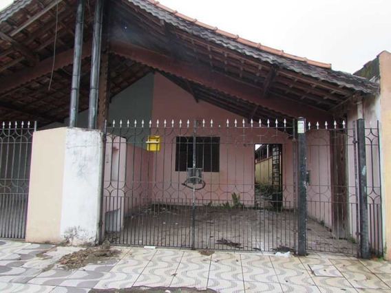 Ref 12924 - Casa 3 Dorm - Guilhermina - Ac. Financiamento - V12924