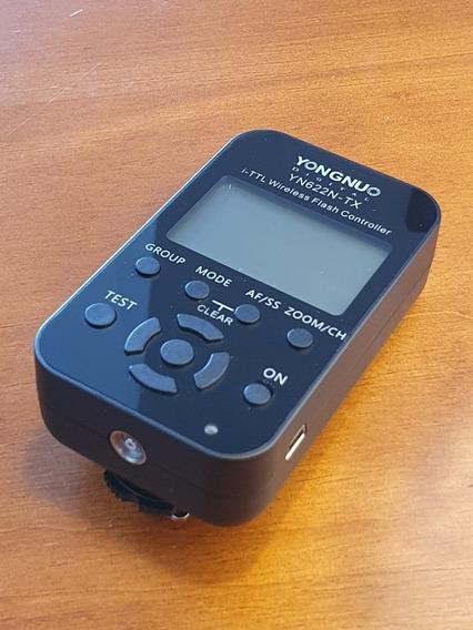 Controlador Wireless (radio Flash) Yn622n-tx, Pra Nikon