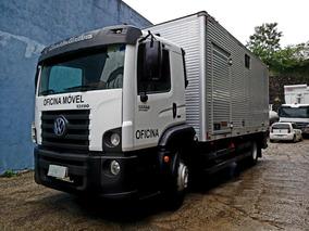 Caminhão Oficina Movel Caminhao Oficina Volante Vw 13190
