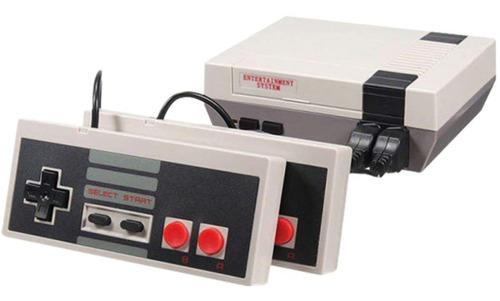 Mini Consola Retro Nes 620 Juegos En 1 Dos Controles