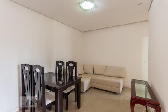Apartamento No 1º Andar Mobiliado Com 2 Dormitórios E 1 Garagem - Id: 892971249 - 271249