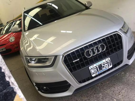 Audi Q3 Impecable Automatica Super Fullll Liquido Cash!!!!!!