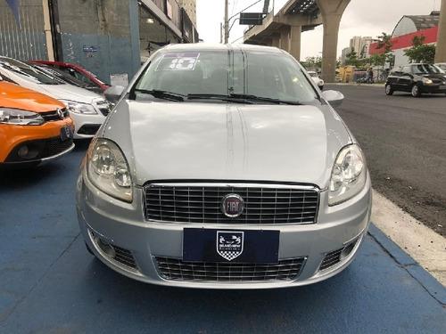 Fiat Linea  Absolute 1.9 16v Dualogic (flex) Flex Dual Logi