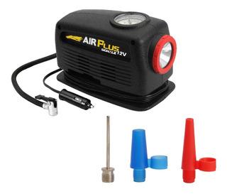 Compressor Portátil Automotivo 120w 12v Veícular Lanterna